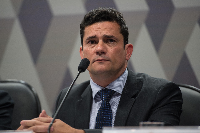 sergio moro ministro entrevista decreto posse armas radio corredor - Moro faz 'prova de vida'