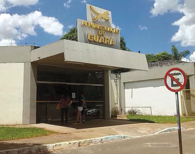 Administração do Guará vania gurgel radio corredor - População bem longe de comemorar