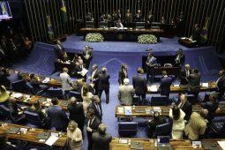 AO VIVO: Estão armando um circo no Senado agora