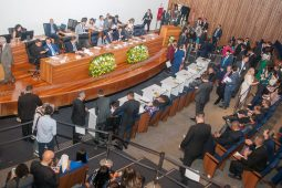 Câmara recebe PL para escolha de administrador regional