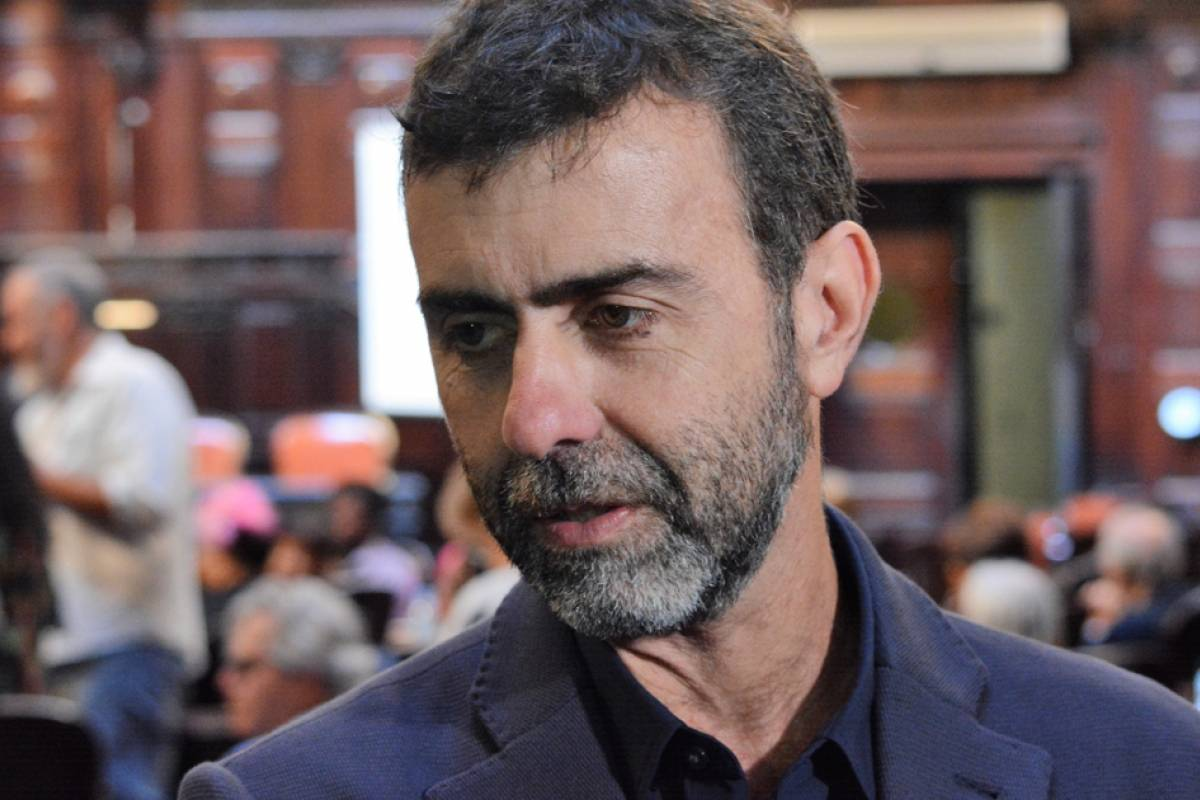 deputado federal marcelo freixo radio corredor - Marcelo Freixo na Câmara Legislativa