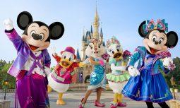 Disney desmente que Mickey venha 'morar' em Brasília