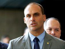 Bolsonaro: 'X nas costas'