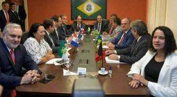 Governadores do Nordeste afinam discurso com Planalto