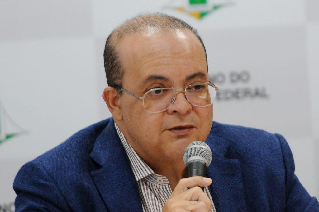 governador ibaneis rocha campanha policia militar radio corredor - Nada de reduzir impostos