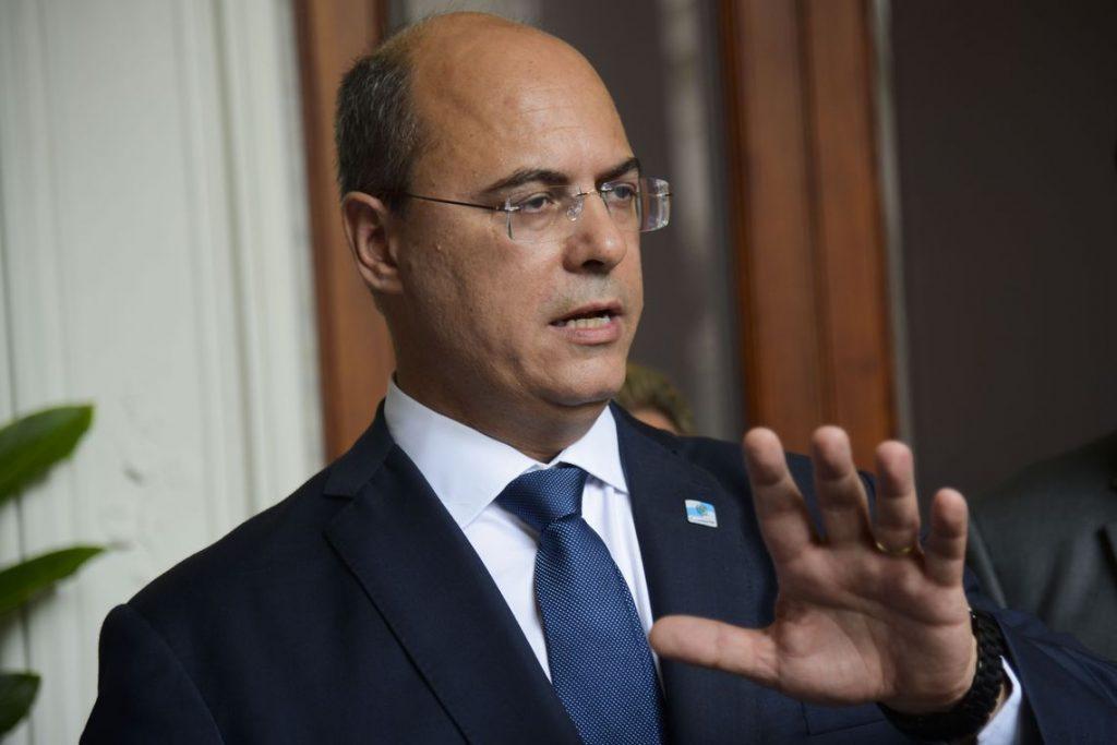 governador rio dejaneiro wilson witzel radio corredor 1024x683 - Uso desnipers é defesa da sociedade, diz Witzel