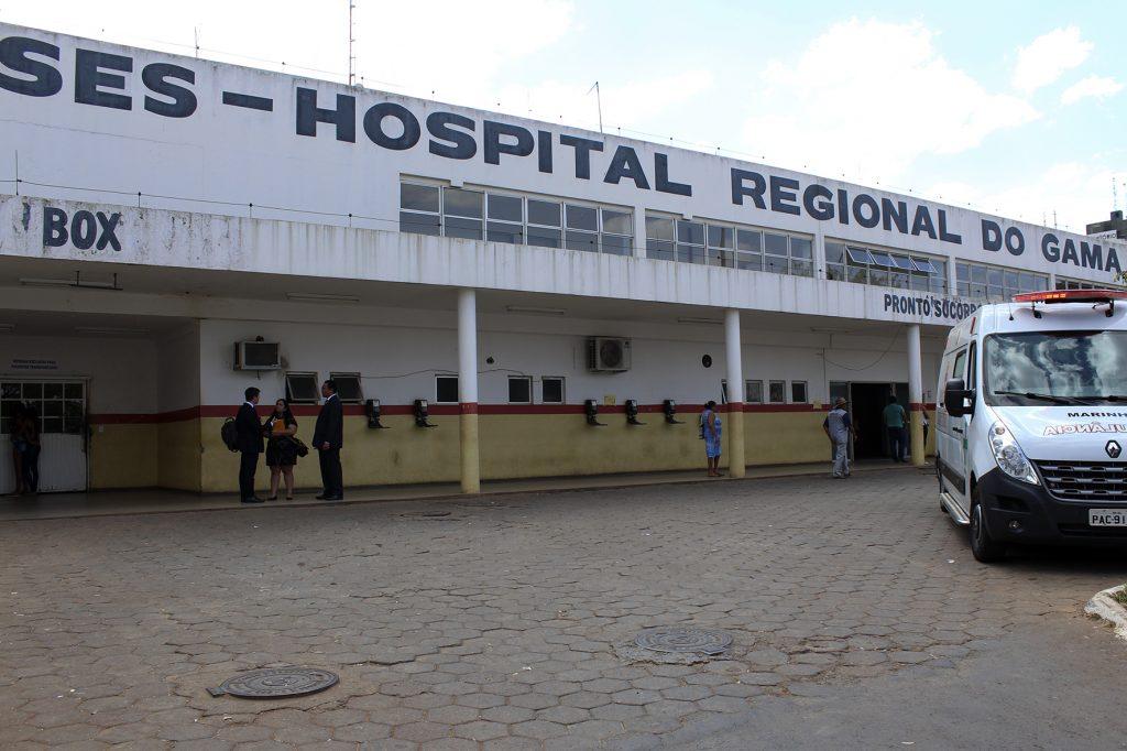 hospital regional gama pediatria radio corredor 1024x682 - Irregularidades no hospital do Gama