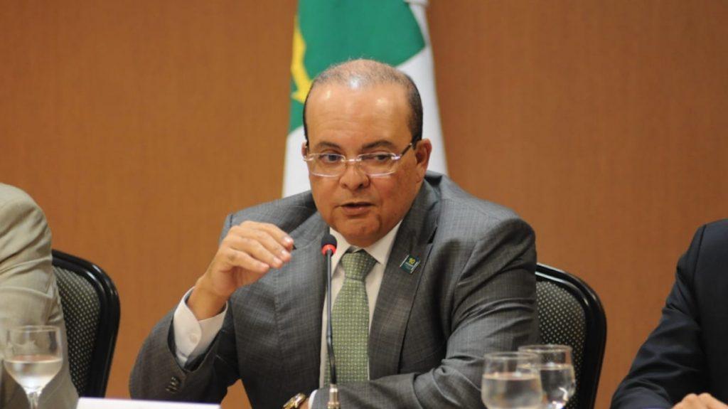 ibaneis rocha governador renato alves radio corredor - Nomeações e pecúnias na mesa de Ibaneis