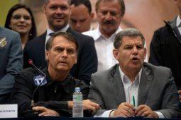 A conversa entre Bolsonaro e Bebianno sobre 'plantação'