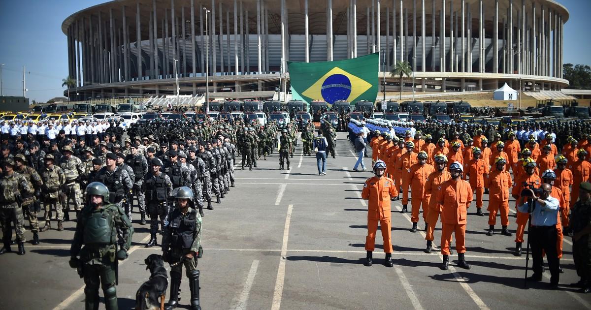 GDF vai quebrar interstício dos militares