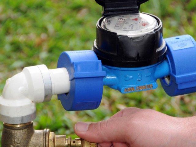 registro agua camara federal radio corredor - Contas de água podem sofrer mudanças