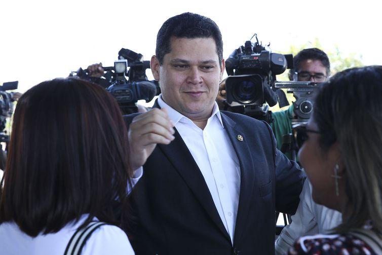 senador davi alcolumbre radio corredor - Senado tem uma expectativa para votar Previdência