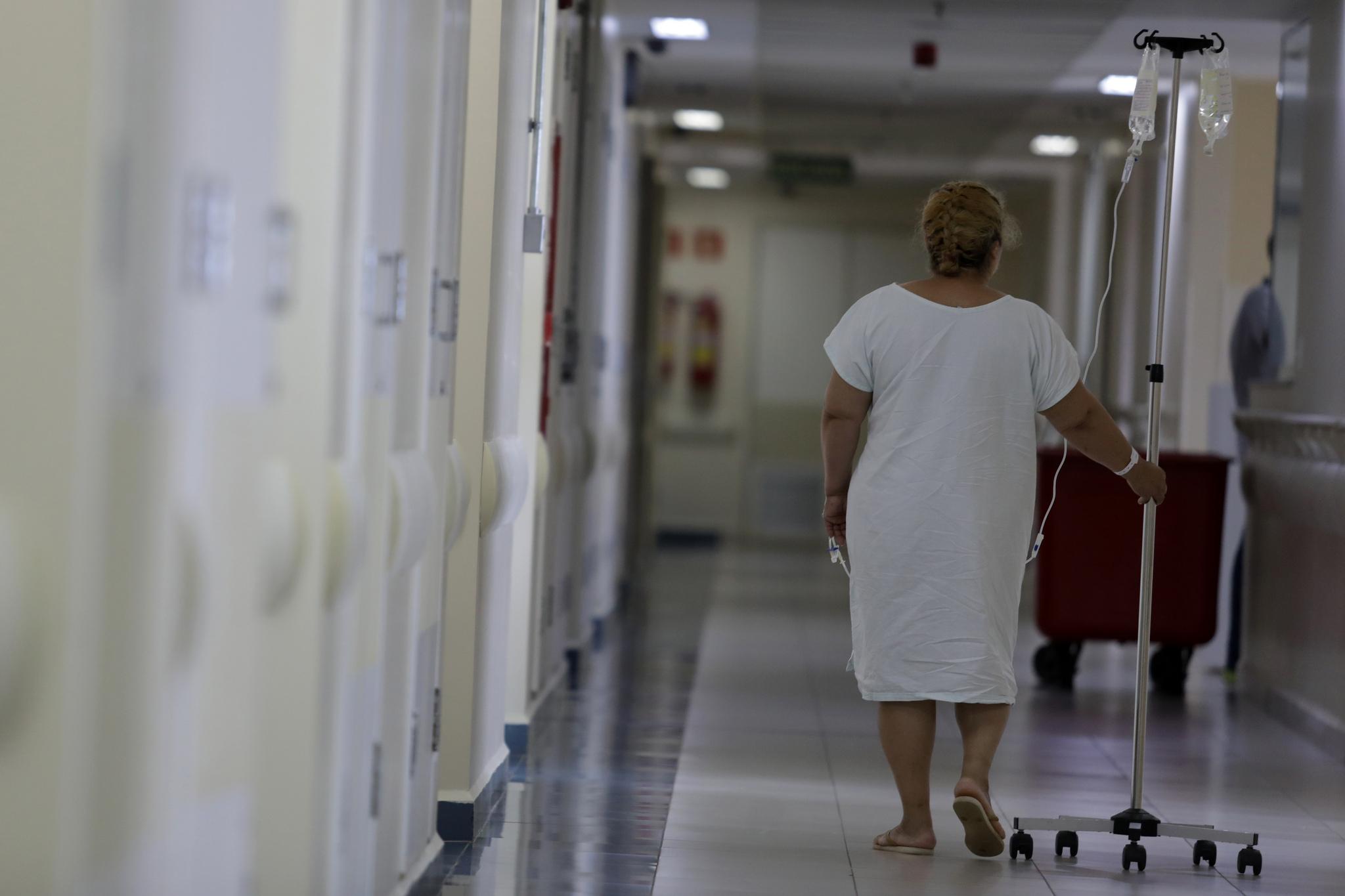 Hospital de Base - IHBDF: reativação do 7º andar reabre leitos