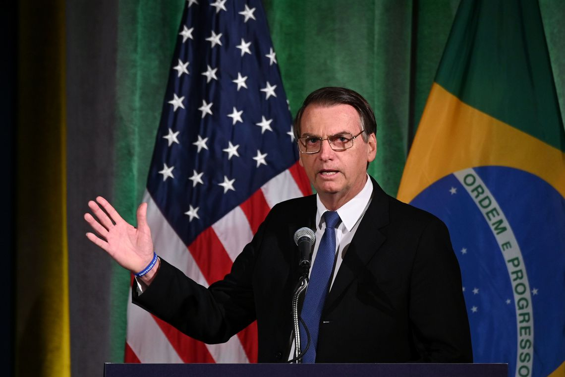 bolsonaro trump estados unidas radio corredor - Bolsonaro anuncia medida