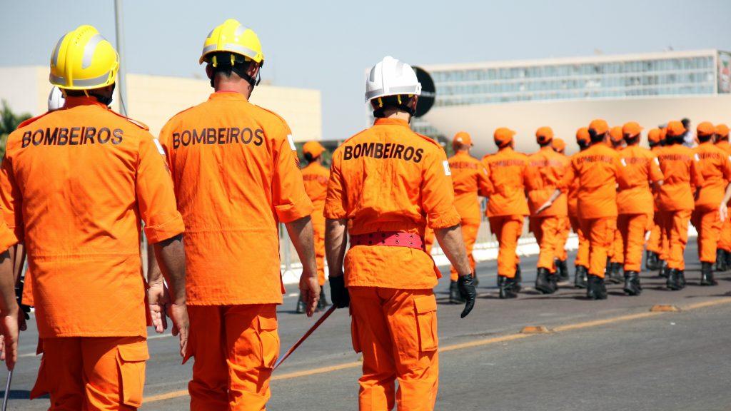 corpo de bombeiros df radio corredor 1024x576 - Mordaça no Corpo de Bombeiros