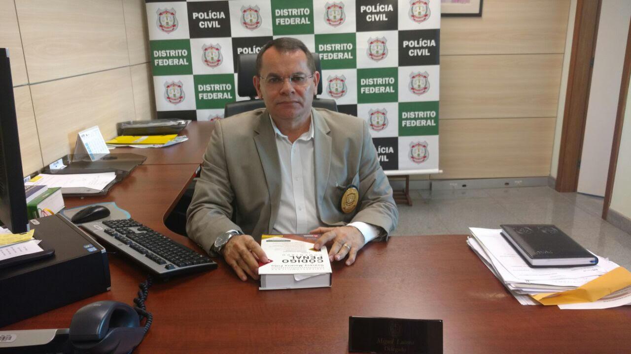 delegado miguel lucena radio corredor - Comentário 'faísca' entre PMDF e PCDF que vira incêndio