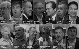 Deputados do Rio tomam posse na cadeia