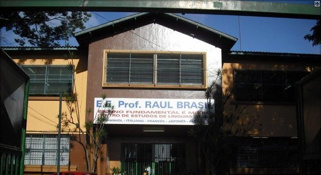 escola estadual raul brasil radio corredor - Homem atira contra crianças em escola de São Paulo