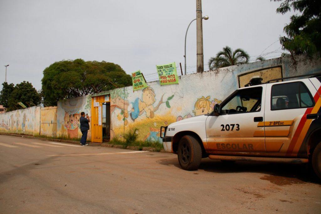 escolas segurança distrito fderal atentados radio corredor 1024x683 - O BBB das escolas públicas do DF