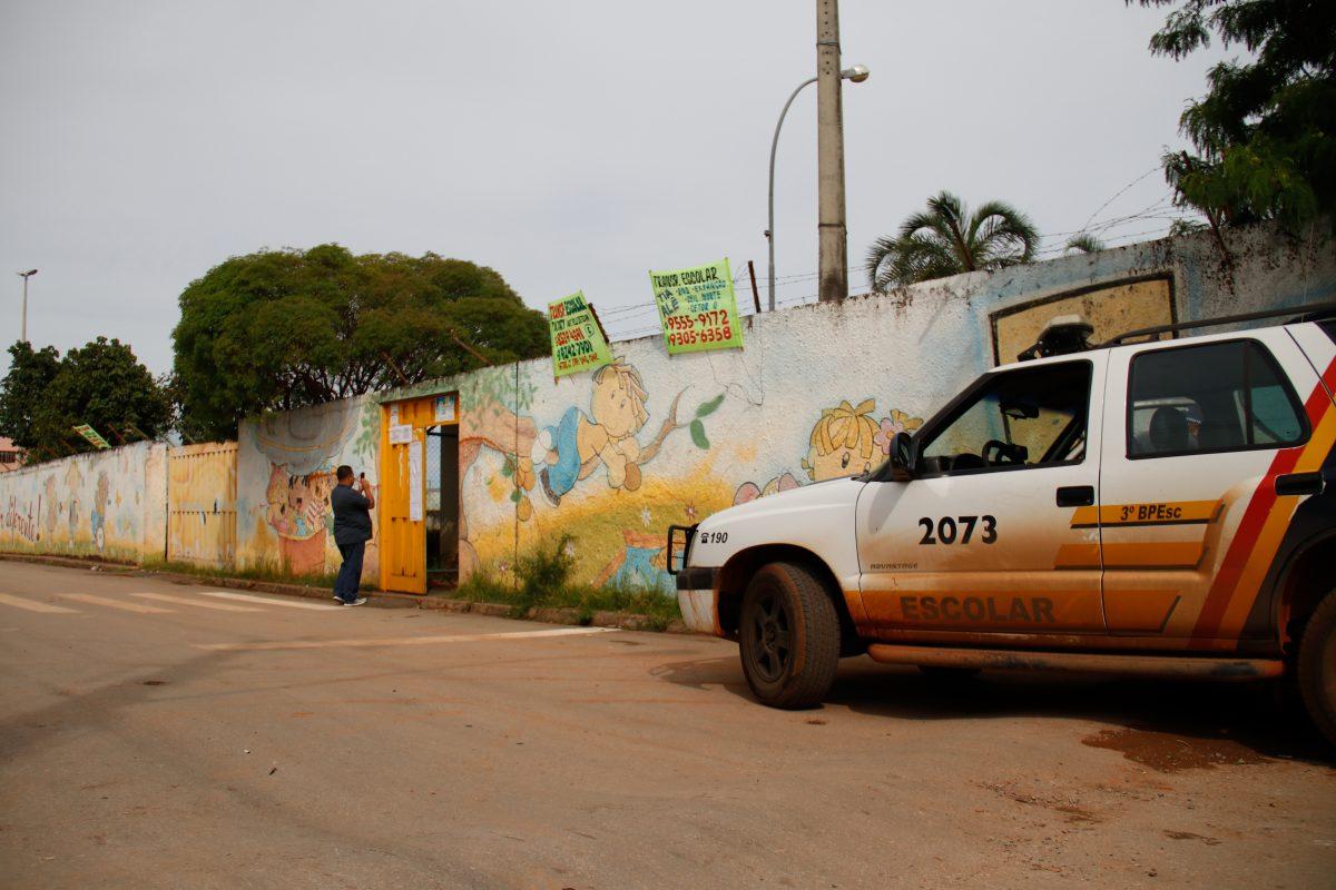 escolas segurança distrito fderal atentados radio corredor - O BBB das escolas públicas do DF