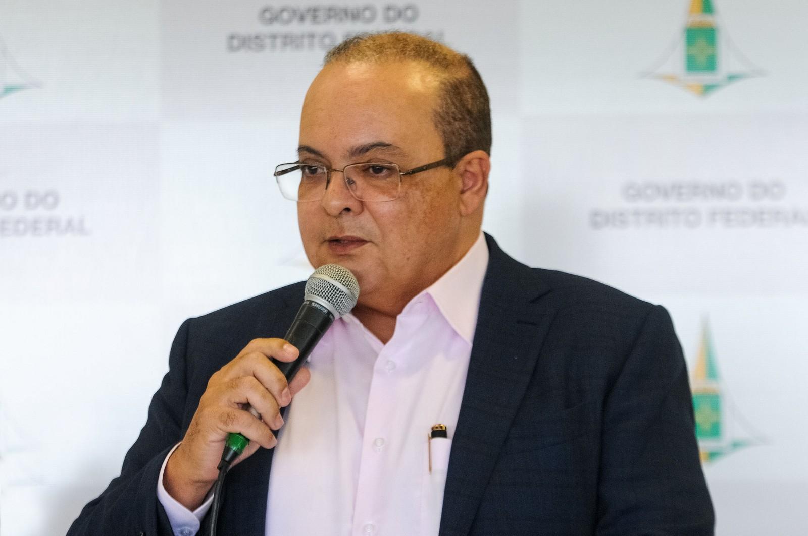governador distrito federal ibaneis rocha radio corredor - Distritais 'destruidores'