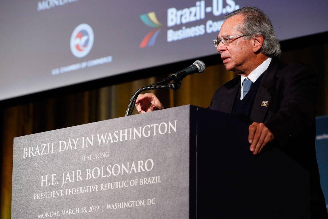 ministro paulo guedes radio corredor - Paulo Guedes na terra do 'inimigo'