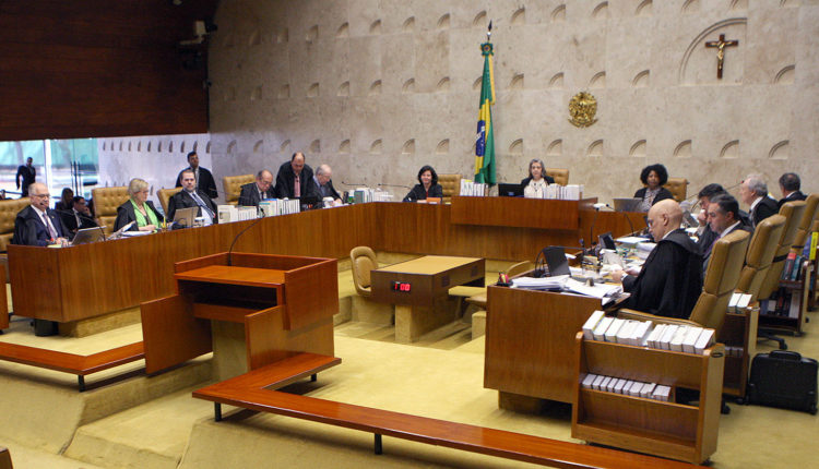 supremo tribunal federal radio corredor - 'Não há crise institucional', diz ministro