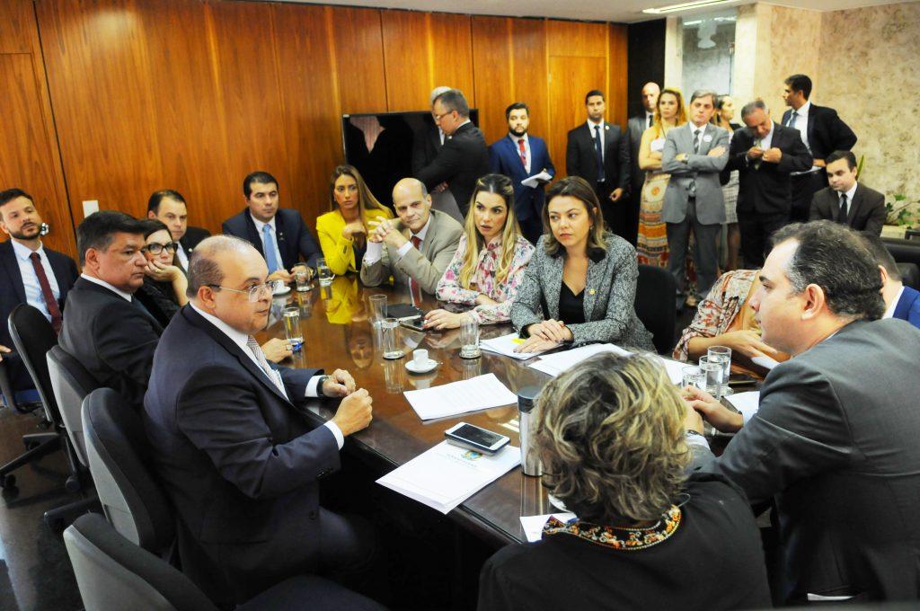 Faltou articulação (Foto: Renato Alves/Agência Brasília)