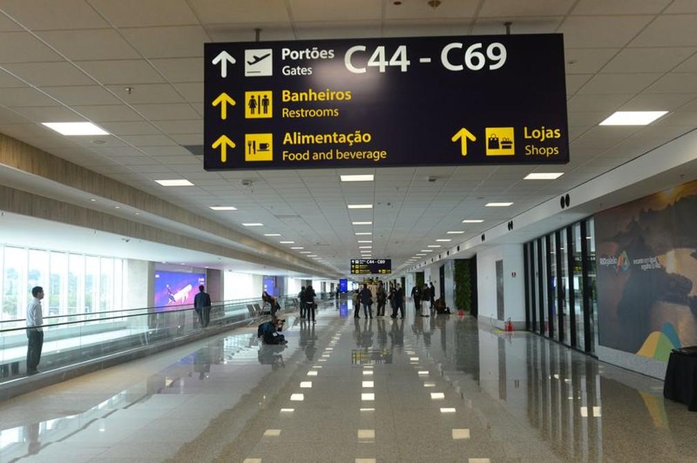 Fugindo do Brasil? (Foto: Agência Brasil)
