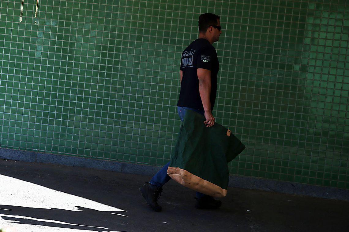 Corrupção na Receita (Foto: José Cruz/Agência Brasil)