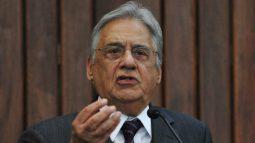 FHC: 'Vi queda de muitos presidentes'