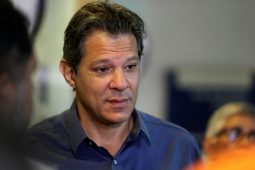 Haddad à Bolsonaro: 'Não fica chateado'