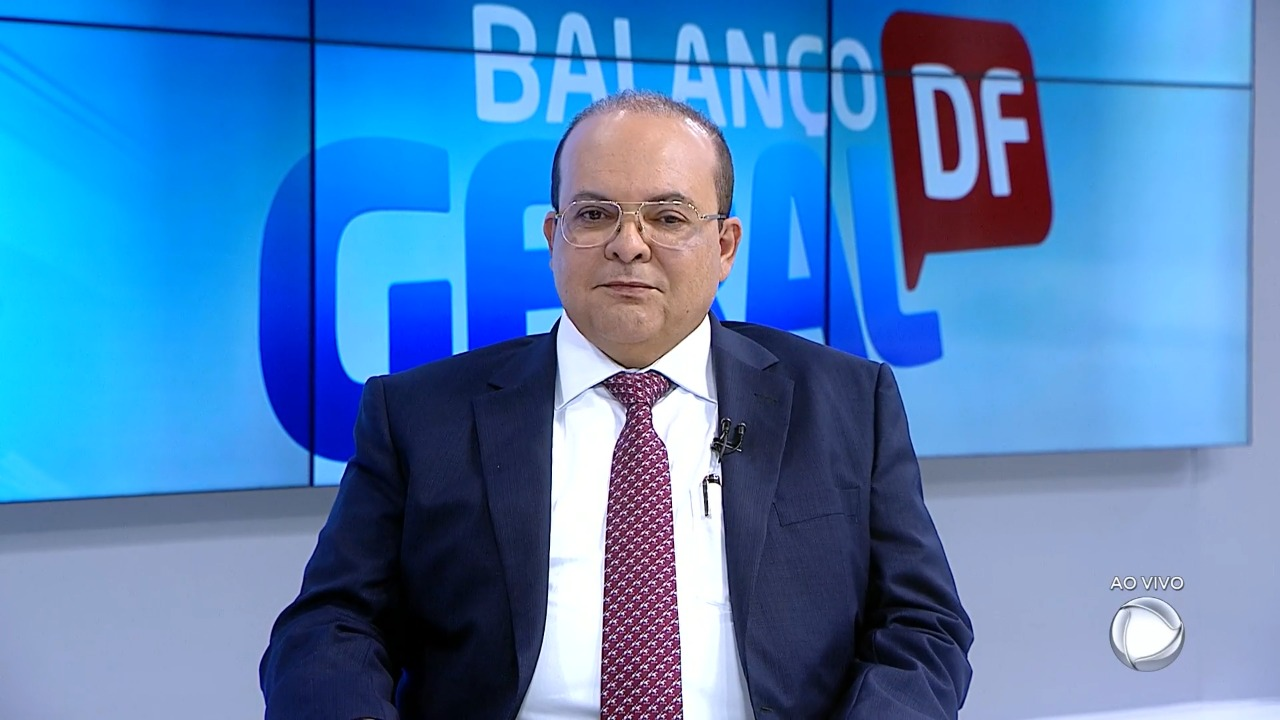 ibaneis governador balanço cldf critica radio corredor - Avaliando Ibaneis