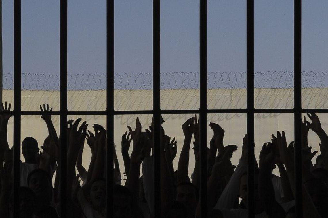A cadeia vai comer solta