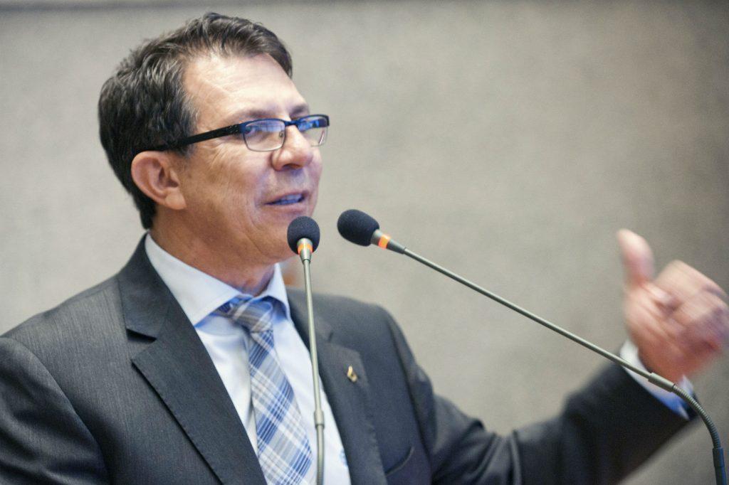 Alírio Neto rejeitado (Foto: Silvio Abdon/CLDF)