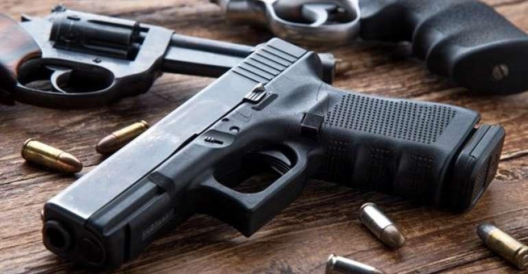 arma - Porte de armas para jornalistas
