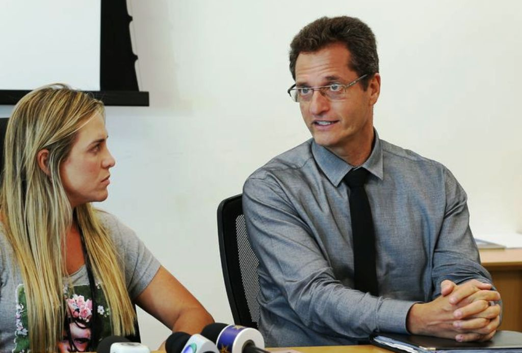 A rasteira de Celina (Valter Campanato/Agência Brasil )