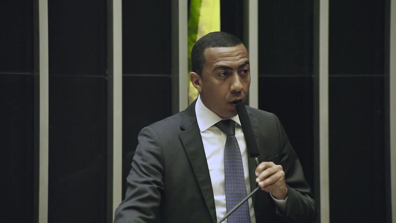 Ex-vice dispara: Foto: Alex Ferreira/Câmara dos Deputados