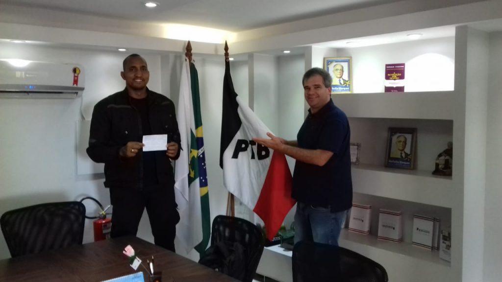filiação patriota radio corredor 1024x576 - Patriota sofre perda no DF