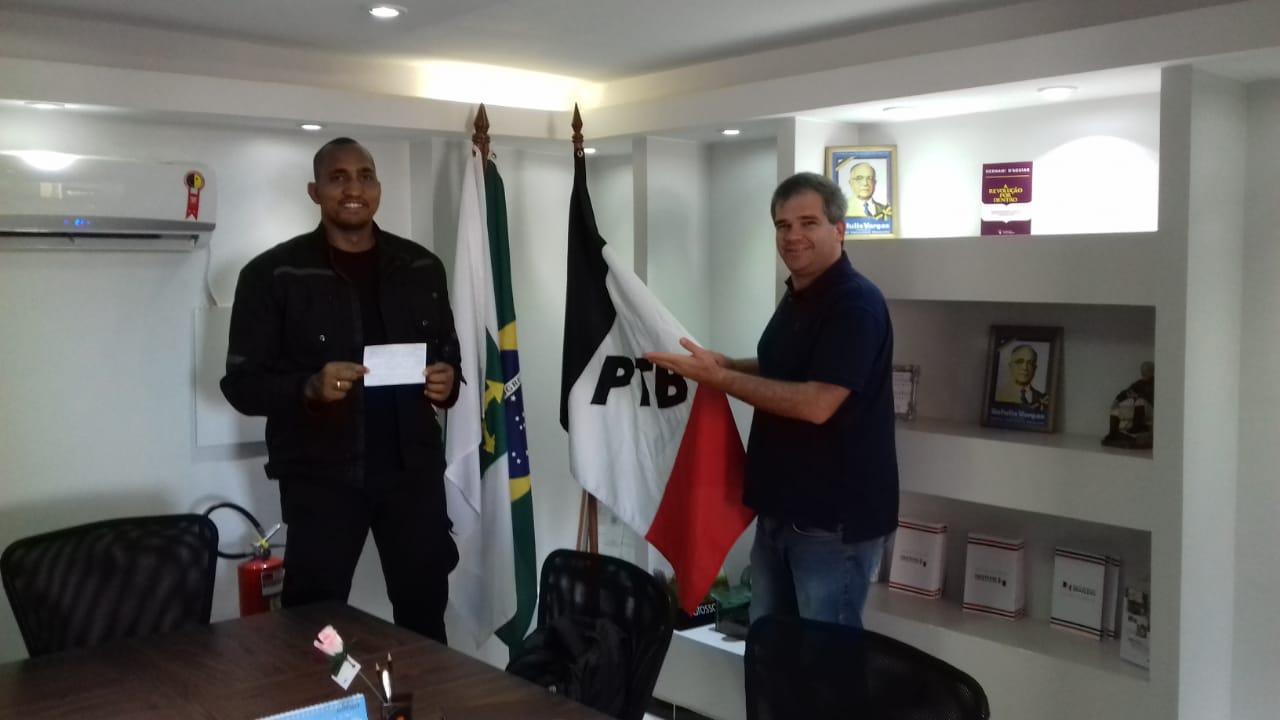filiação patriota radio corredor - Patriota sofre perda no DF