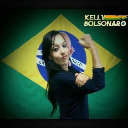kelly bolsonaro radio corredor - A primeira confusão com Kelly Bolsonaro