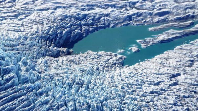 Dados alarmantes sobre o nível do mar (Arquivo/ Nasa/Via Reuters/Direitos Reservados)