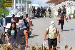 Governo do AM encontra dezenas de presos mortos
