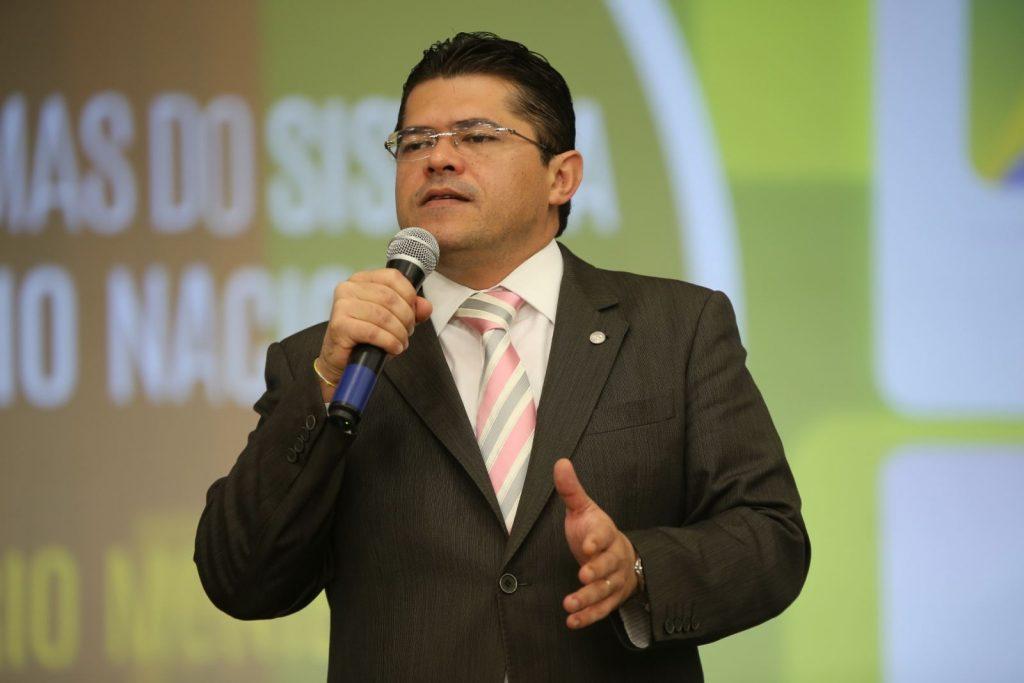 Valdetário Monteiro casa civil radio corredor 1024x683 - Ibaneis nomeia ex-presidente da OAB no GDF