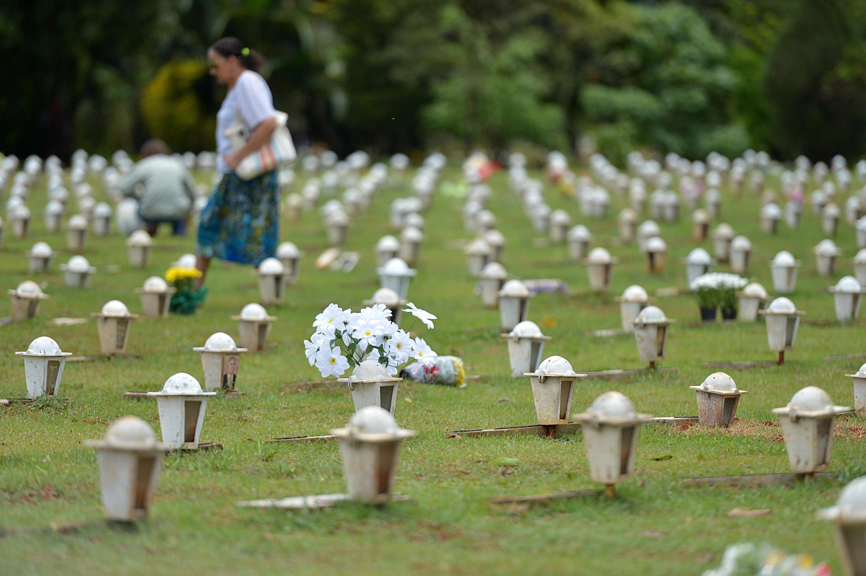 DF pode ter cemitérios particulares (Foto: (Marcello Casal Jr./Agência Brasil))