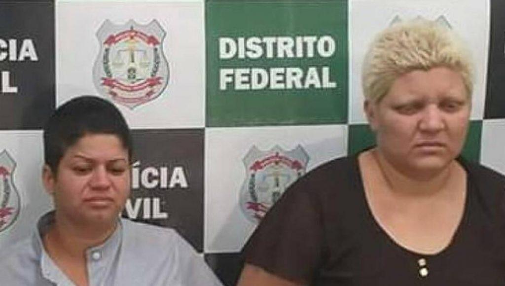 mães do menino rhuan 1024x580 - Distrital culpa Bolsonaro pelo assassinato de Rhuan