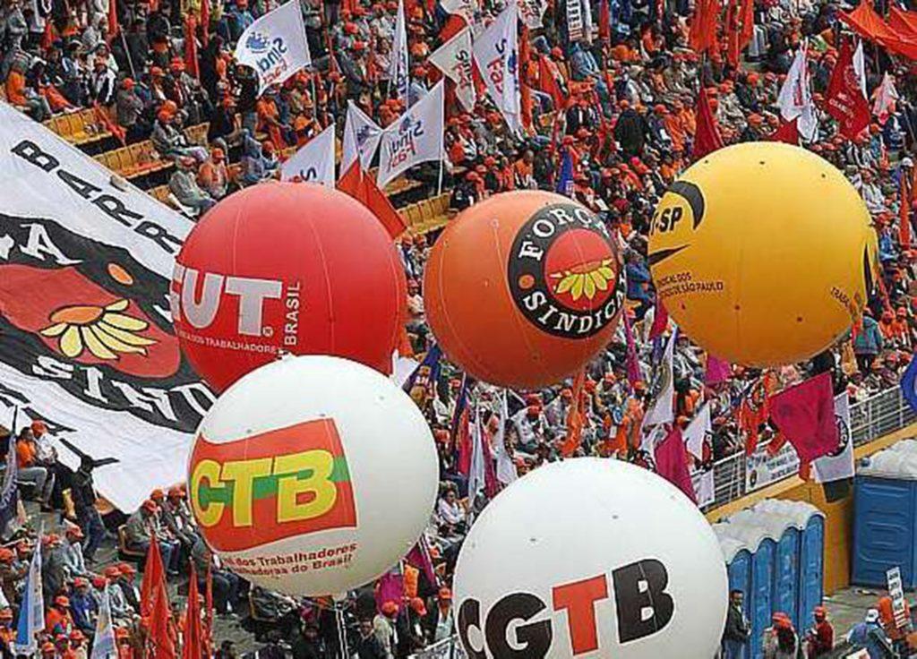 Centrais sindicais empobreceram radio corredor 1024x736 - Verdadeiro $oco no estômago dos sindicatos