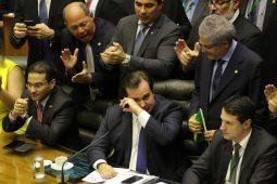 Maia descarta possibilidade de impeachment