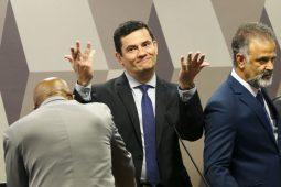 Efeito Moro na cocaína (Foto: Marcelo Camargo / Agência Brasil)