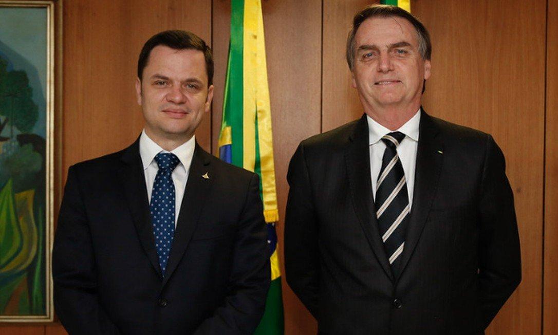 Secretário do DF cotado para o governo Bolsonaro